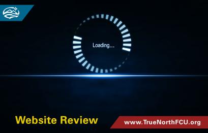 Website Review - generic